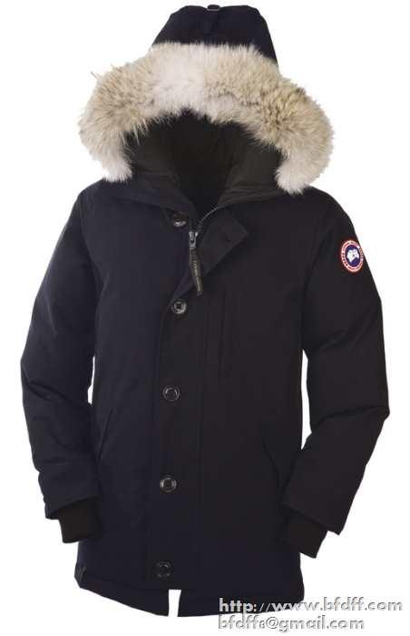超限定即完売Canada gooseカナダグースコピー3426 chateau parkaメンズ ダウンジャケット ロングダウンコート ブラック 6色可選