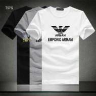 2015春夏物 ARMANI アルマーニ 個性的なデザイン 半袖Tシャツ 3色可選
