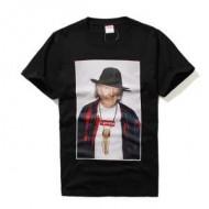 お買い得品 2015春夏物 SUPREME シュプリーム 半袖Tシャツ 2色可選