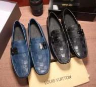 個性的なデザイン 2016 ルイ ヴィトン LOUIS VUITTON カジュアルシューズ  2色可選