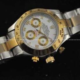 Rolex、ロレックスの自動巻き 日付がつく男女兼用腕時計.