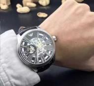 SALE!今季17SS 透かし彫りムーブメント アルマーニ ARMANI  AR4629 男性用腕時計 多色選択可