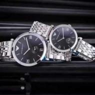 2017新作欧米韓流/雑誌  アルマーニ ARMANI 輸入クオーツムーブメント 強く恋人腕時計 防水