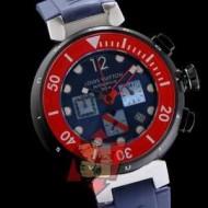 売れ筋のいい 2017春夏 LOUIS VUITTON ルイ ヴィトン 腕時計 2色可選