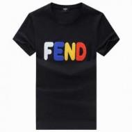 半袖Tシャツ 4色可選 有名人の愛用品 人気 ランキング FENDI フェンディ 2017
