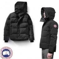 カナダグース ダウン メンズ CANADA GOOSE #3804MA フード付き メンズ ダウンジャケット 限定セール品質保証の秋冬ショートコート.