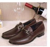 活躍してくれるFERRAGAMO ビジネスシューズ人気ブランド サルヴァトーレフェラガモ 上質なレザー  靴