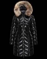 超人気美品軽量保温MONCLERモンクレール女性用ダウンジャケットKHLOE(クロエ)コピーロングダウンジャケットブラック