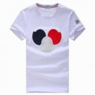 お気に入り人気激売れ2017春夏モンクレール MONCLER Logo-print cotton T-shirt 半袖Tシャツ 4色可選 大人気再登場