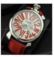 限定数量 ガガミラノ GaGa MILANO マヌアーレ40MM  ユニセックス 5020.LE.HO.2 新作腕時計