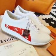 大人気足馴染みのいい2017SUPREMEシュプリーム偽物スニーカーSupreme Louis Vuitton Monogram Sport Sneakerスニーカー シューズ