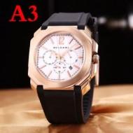 ブルガリ BVLGARI 2017HOT低価 多色可選 男性用腕時計 上質 大人気!