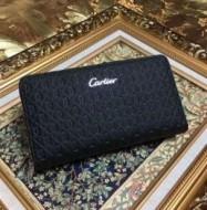 上品なカルティエ 財布メンズ CARTIER ラウンドファスナー長財布ウォレットプレゼント