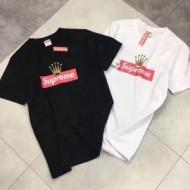 爆買いお買い得SUPREME 2018新款 2色可選 半袖Tシャツ シュプリーム