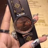 恋人腕時計 多色可選 ルイ ヴィトン LOUIS VUITTON 驚きの低価格2017 お買い得大人気