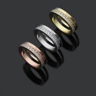 指輪 個性的  2018春夏新作 カルティエ CARTIER 3色可選 希少価値大!