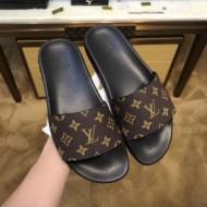 ファッションスタッズ 2018新入荷 2色可選  ルイ ヴィトン LOUIS VUITTONサンダル 上質な素材採用