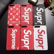 SUPREMEコピーiphone ケース ストリート ファッション 人気Louis VuittonCase cover Folio Epi ケース 赤色