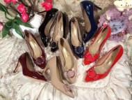 FERRAGAMO最新版 ヴサルヴァトーレフェラガモ ハイヒール 綺麗 上品 Salvatore Ferragamo 靴 レディース