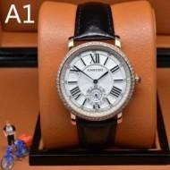 多色可選 女性用腕時計 新品買い付け カルティエ CARTIER 2018新入荷 輸入クオーツムーブメント 目を惹く作品