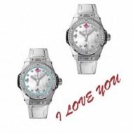 最先端ファション ウブロ HUBLOT 18SS美品 多色可選 高級感が溢れる 女性用腕時計