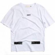 半袖Tシャツ Off-White オフホワイト2色可選『個性』を表現出来る 2018年春夏のトレンド