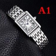 抜群の機能性!CARTIERカルティエコピーW5200014メンズ腕時計シルバー半自動卷クオーツ