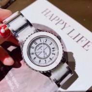 2018年秋冬のトレンド サファイヤクリスタル風防 シャネル CHANEL 2色可選 女性用腕時計 注目の逸品