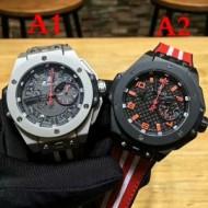 最先端ファション 2色可選 ウブロ HUBLOT 最先端ファション  男性用腕時計 秋冬特別販売