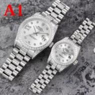 最新トレンドアイテムロレックス コピー 時計ROLEXスーパーブランドコピー恋人腕時計輸入 機械式(自動巻き)日付表示