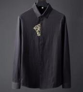 秋冬特別販売 ヴェルサーチ VERSACE  爽やかな印象 20万枚突破 今話題の最新作 シャツ  3色可選