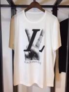 良好な材質 ルイ ヴィトン LOUIS VUITTON  Tシャツ  2色可選 2018秋冬新作 上品な光沢感