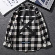 当店ランキング1位常連 Off-White オフホワイト  ジャケット パーカ セーター コート  3色可選