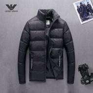 2018激安セール最高峰 ダウンジャケット メンズ  2色可選 超人気大特価 アルマーニ ARMANI