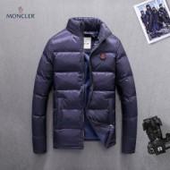 韓国の人気 モンクレール MONCLER  大人の魅力を溢れる 2色可選  ダウンジャケット メンズ