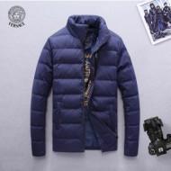 人気ブランドランキング ヴェルサーチ VERSACE  ダウンジャケット メンズ  3色可選