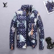 2018限定モデル  ルイ ヴィトン LOUIS VUITTON  3色可選  ダウンジャケット メンズ  当店ランキング1位常連