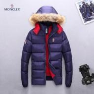 海外人気アイテム モンクレール MONCLER  3色可選  ダウンジャケット メンズ  フードづき