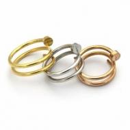 人気急上昇 3色可選 カルティエ CARTIER 人気爆発新品 指輪 定番の魅力