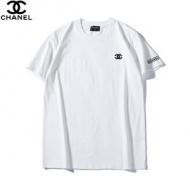CHANEL シャネル 半袖Tシャツ 2色可選 春らしいきれい色のように 上品な落ち感ある