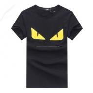 FENDI フェンディ 半袖Tシャツ 3色可選 使い勝手のよさが魅力 夏に最強アイテム