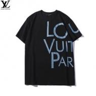 春先や夏にぴったりの新作 夏に通勤などに大活躍 LOUIS VUITTON ルイ ヴィトン 半袖Tシャツ 2色可選