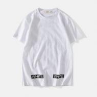 春夏新作完売雑誌掲載 VIP 先行セール2019年夏 Off-White オフホワイト 半袖Tシャツ OFF-WHITE 2色可選