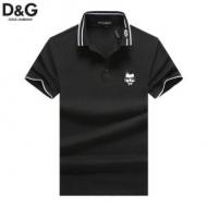 Dolce&Gabbana ドルチェ&ガッバーナ 半袖Tシャツ 3色可選  19SS 待望の新作カラー 顧客セール大特価早い者勝ち