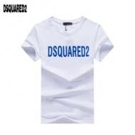 話題沸騰中の2019夏季新作 DSQUARED2半袖tシャツスーパーコピーディースクエアード コピー 通販 オシャレ感アップ 通気性も良く着心地の良さ 出かけ普段ビジネス