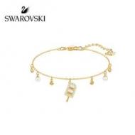 スワロフスキー SWAROVSKI ブレスレット 19ss完売必至夏季 春物1点限りVIP顧客セール