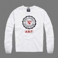 アバクロンビー&フィッチ Abercrombie & Fitch  長袖Tシャツ 4色可選 安心の関税送料込 19SS 新作  今年コレクション新作登場!