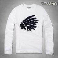 累積売上総額第1位 長袖Tシャツ 3色可選 安心の関税送料込 19SS 新作  アバクロンビー&フィッチ Abercrombie & Fitch