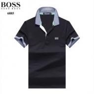 ヒューゴボス ポロシャツ 新作 使い勝手の良さを追求 コピー Hugo Boss 4色選択可 コーデ カジュアル 相性抜群 最低価格