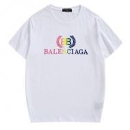 BALENCIAGA バレンシアガ メンズ tシャツ 様々なシーンにも合わせやすい コピー カラフル 4色選択可 最安値 570814TEV539044
